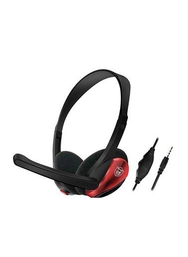 Bludfire Headset Gm-006 Oyun Kulaküstü Kulaklıgı Kırmızı Kırmızı
